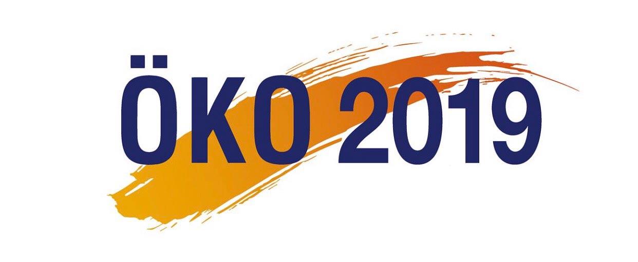 Öko-Messe 2019 Trier Logo