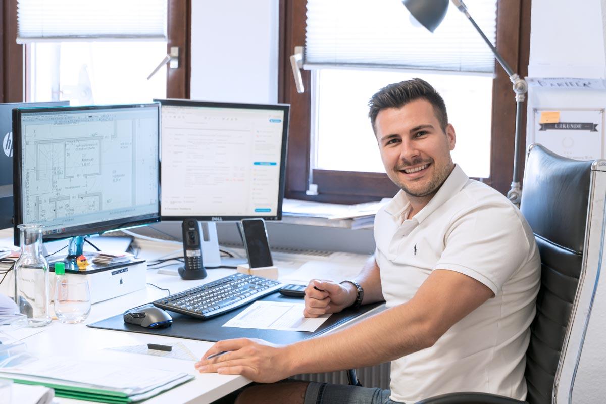 Bauzeichner Architekt gesucht Job Angebot Trier